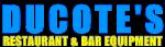 Ducote's Restaurant & Bar Equipment