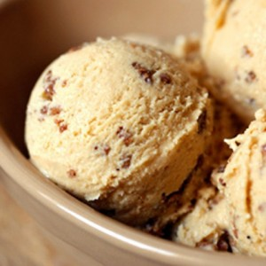 Brown-bread Ice Cream