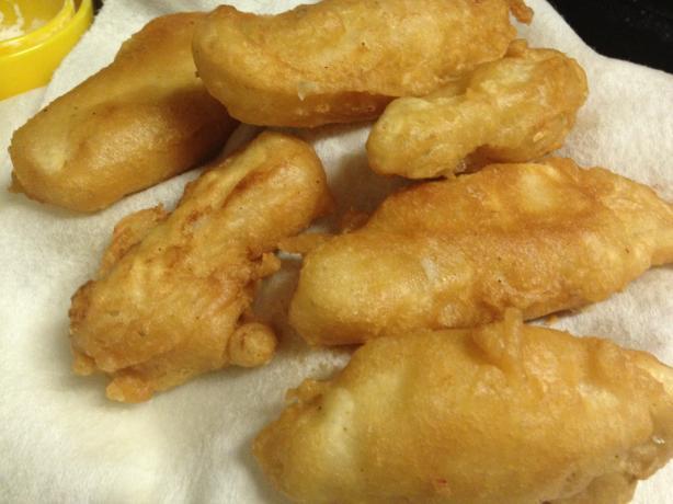 Batter Fried Fish