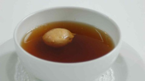 how to make beef consomme