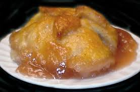 Boiled Apple Dumplings