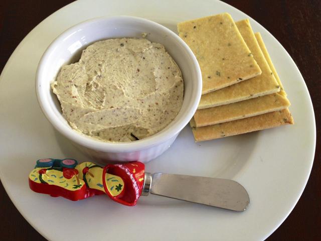 Cheese and Garlic Dip