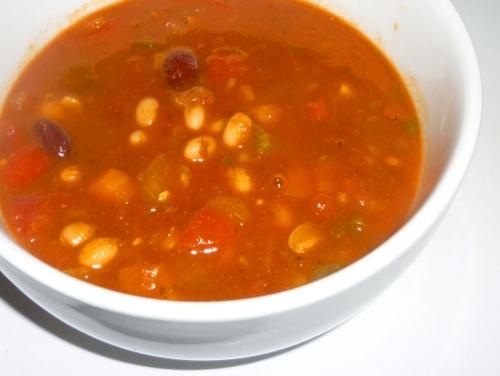 Chilli Bean Soup Recipe