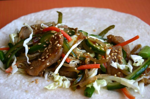 Chinese Steak