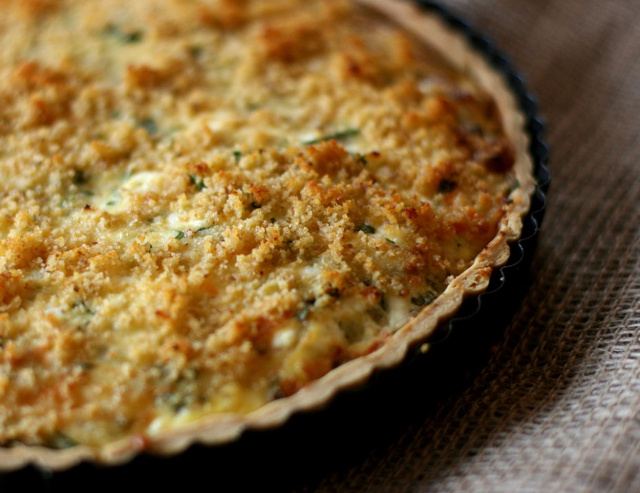 Cottage Cheese Potato Pie