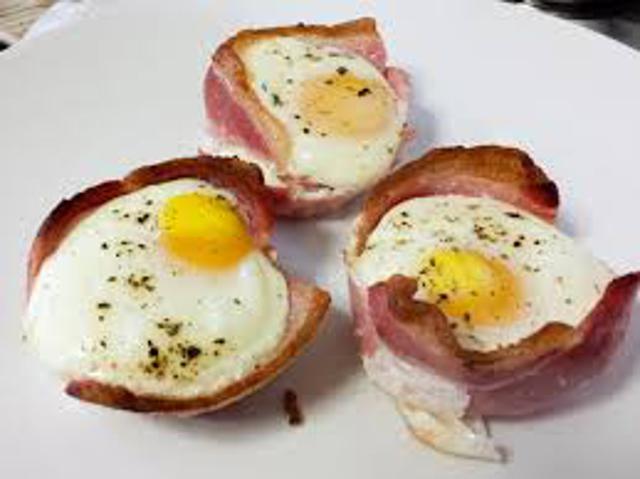 Egg and Bacon Bake