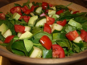 High – Fibre Salad
