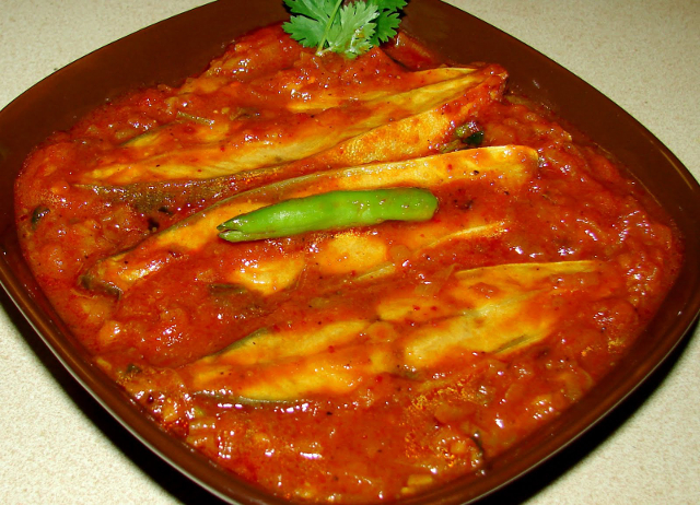 Hot Chilli Fish Curry