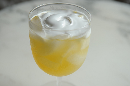 Iced Roman Punch