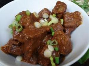 Madras Beef Curry Recipe