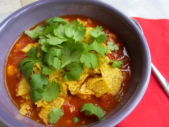 Mexican Hot Soup