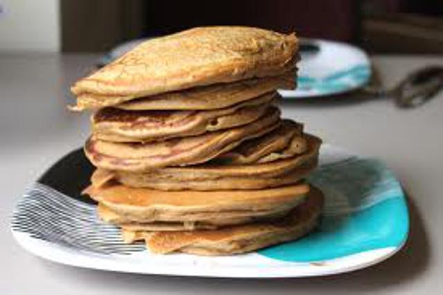 Mexican Pancake Stack