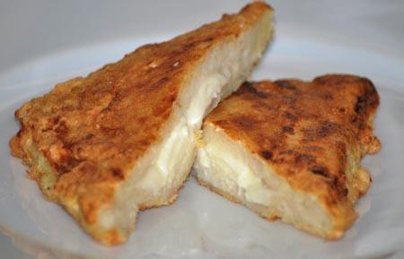 Mozzarella Toasts