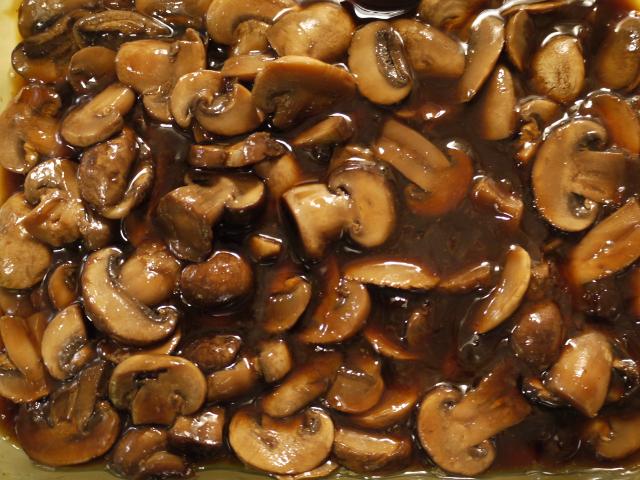 Mushrooms in Oyster Sauce Recipe