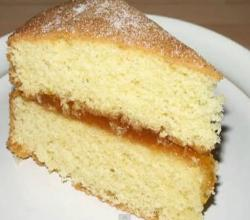 Potato Starch Spongecake