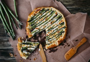 Soft Cheese Galette