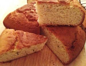 Swedish Cardamom Cake
