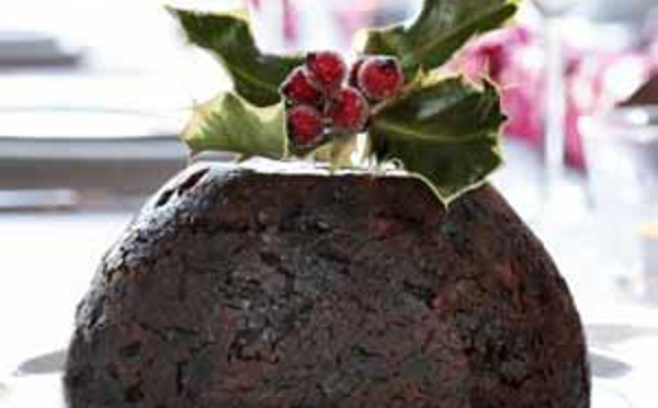 Chrismas Plum Pudding