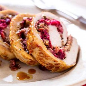 Cranberry Stuffing 'for Pork'