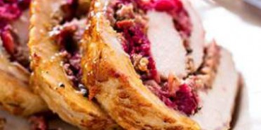 Cranberry Stuffing 'for Pork' Recipe