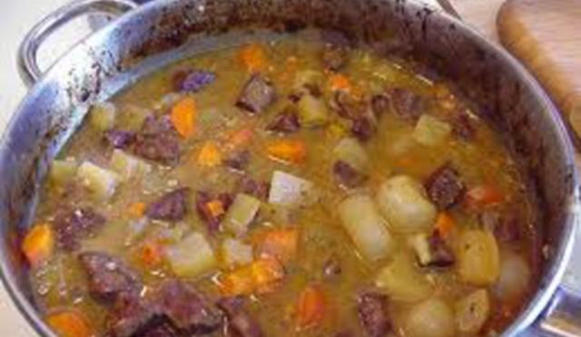 English Beef Stew