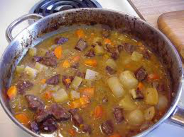 English Beef Stew