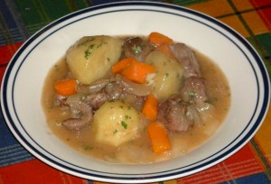 Ritz Lamb Stew