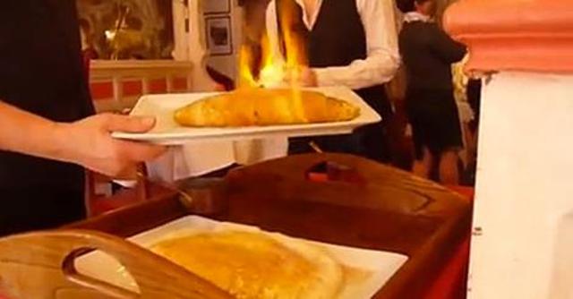 Rum Omelet