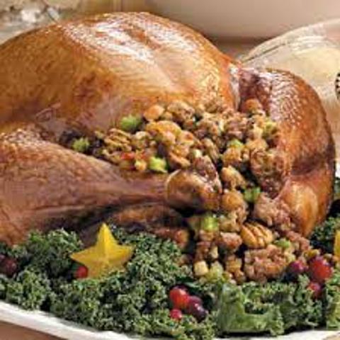 Stuffing Boni de Castellane 'for Turkey'
