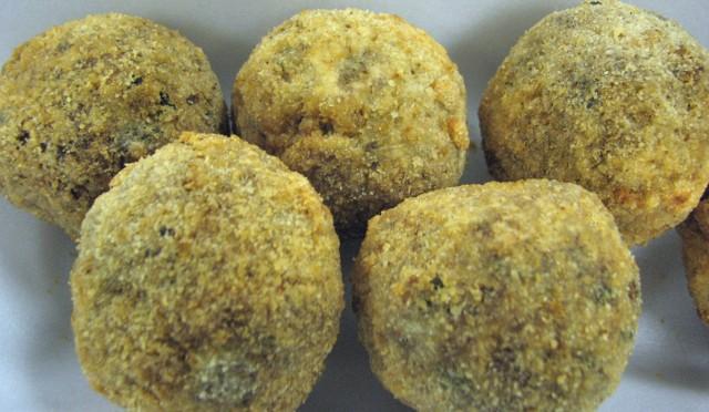 Parsnip Balls Recipe