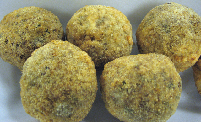 Parsnip Balls