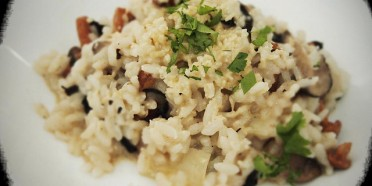 Risotto With Mushrooms Recipe