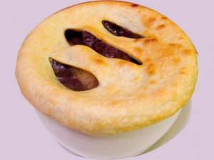 Beefsteak and Kidney Pie