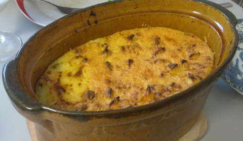 Cheese Shepherd Pie